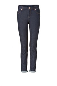 Womens Tapered Jeans Raw One Wash - goodsociety