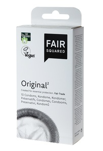 Fair Squared Kondome Original² - 10er - Fair Squared