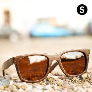 Kirita - Sonnenbrille aus Bambus - Coromandel