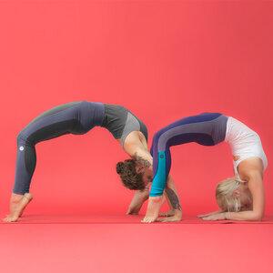 New Balance Yoga Legging Women - nice to meet me