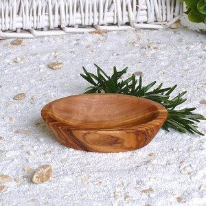 Schälchen oval MINI aus Olivenholz - Olivenholz erleben