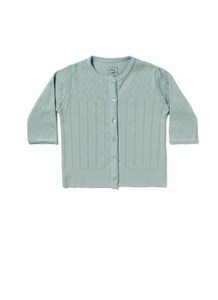 Baby Basic Doria-Body Cardigan  - noa noa miniature
