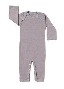 Baby Basic Striped-Body Langarm (Bodysuit)  - noa noa miniature