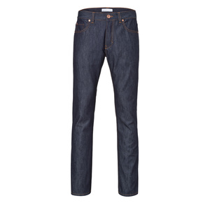 Mens Slim Straight Jeans Raw - goodsociety