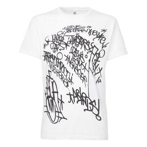 ThokkThokk Marker T-Shirt black/white - THOKKTHOKK