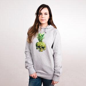 Exotic Toxins - Frauenhoodie aus Bio-Baumwolle - Coromandel