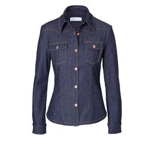 Womens Shirt Jacket - Raw - goodsociety