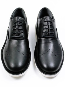 URBAN BROGUES BLACK - WILLS LONDON