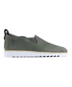 kudzu - oliv nubuk - ripple sohle - ekn footwear