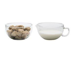 Zuckerschale & Sahnegießer MIKO - Trendglas Jena