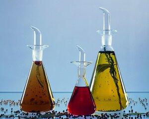 Öl- und Essiggießer - verschiedene Größen - Trendglas Jena