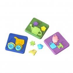 Green Toys 3D Puzzles - verschiedene Motive - Green Toys