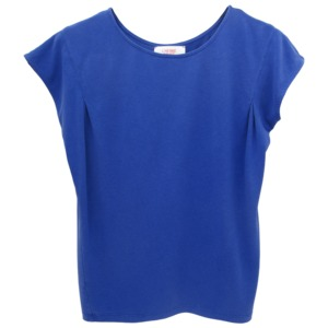 Shirt Nourrages bleu klein - L'Herbe Rouge