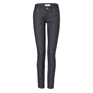 Womens Slim Jeans Raw  - goodsociety