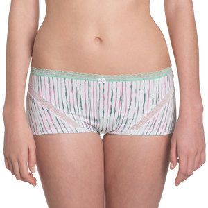 "Boy Short ""Easy Emma"" Mint Stripes - VATTER"