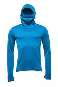 Merino Hoodie - Performance - KAPP - Men  - triple2