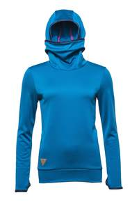 Merino Hoodie - Performance - KAPP - Women - triple2