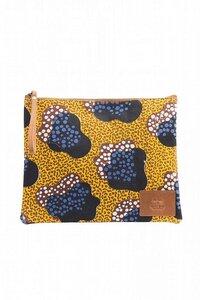 Clutch - Afriek x O My Bag - Yellow - O MY BAG