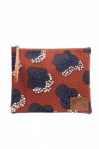 Clutch - Afriek x O My Bag - Red - O MY BAG