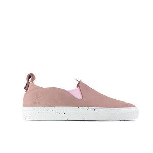 kudzu - salmon nubuk - weisse sohle - ekn footwear