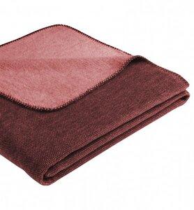 """Ethno Kollektion Wohndecke """" Aura """", Uni-Doubleface-Decken für ein modernes Ambiente - biederlack"""