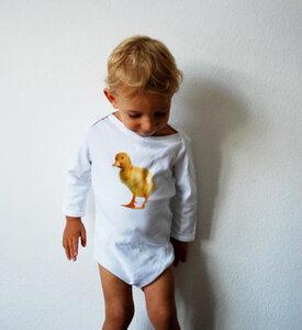 Küken Body für Babies - lovely lion