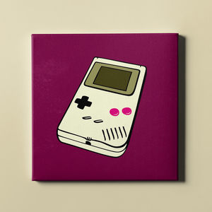Gameboy, Leinwand - What about Tee