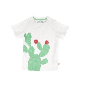 T-Shirt Kaktus aus Biobaumwolle - filius feez