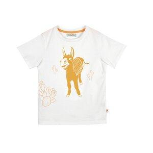 T-Shirt Esel aus Biobaumwolle - filius feez