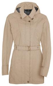 Women's Senja Jacket - linen - VAUDE