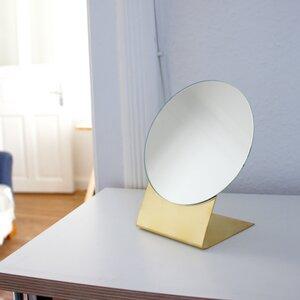 Brass Tischspiegel - Calvill