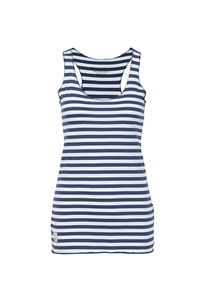 Recolution Tank Top casual weiß/navy - recolution