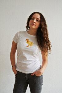 Küken T-Shirt für Damen - lovely lion