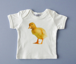 Küken Shouldershirt für Babies - lovely lion
