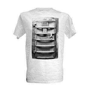 Men T-Shirt 'Grumpy Door' - DISKO