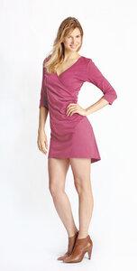 Kleid Chiara, carmine - Jaya