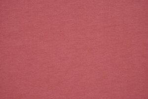 Stoff Bio-Baumwoll-Jersey rostrot - Lebenskleidung
