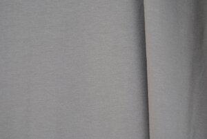 Bio-Baumwoll-Jersey hellgrau - Lebenskleidung