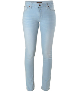 Skinny Lin Azur Bleach - Nudie Jeans