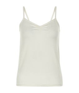 Jemma Camisole Top Unbleached - People Tree