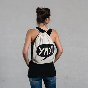 Gymsac 'YAY' - DISKO