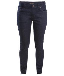 Skinny Lin Dry Steel - Nudie Jeans