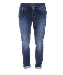 Lean Dean Deep Cobalt - Nudie Jeans
