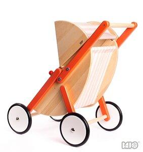 Puppenwagen Buggy - BAJO Holzspielzeug