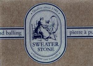 Wollpflegestein - Sweaterstone