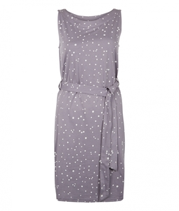 Rhonda Dress Grey - People Tree