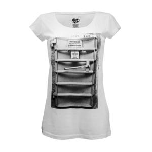 T-Shirt 'Grumpy Door' - DISKO