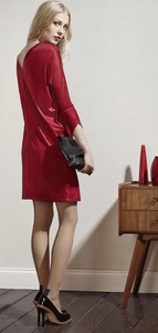 ALMANA Dress RED - Komodo