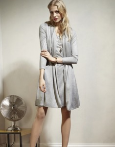 ELSETTA Dress GREY - Komodo