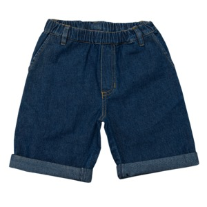 Knielange Kinder-Jeans - People Wear Organic